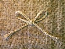 De band van het linnen Royalty-vrije Stock Afbeelding