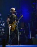 De Band van Nickelback Royalty-vrije Stock Foto's