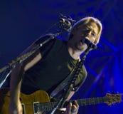 De Band van Nickelback Stock Foto's