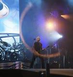 De Band van Nickelback Royalty-vrije Stock Afbeeldingen