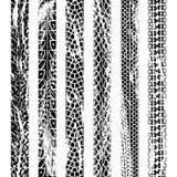De bandsporen van de inzamelingsmotorfiets Stock Afbeelding