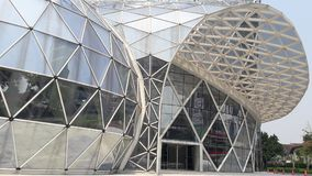 ` De Bangkok de perle de ` le nouvel immeuble de bureaux de Pruksa Real Estate Photographie stock