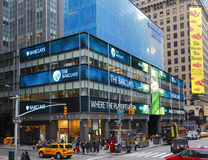 De bank van Barclays Royalty-vrije Stock Afbeeldingen