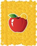 De bank van de appel Stock Afbeeldingen
