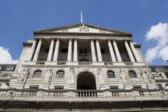 De bank van Engeland Stock Foto's