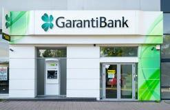 De Bank van Garanti stock afbeeldingen