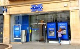 De bank van Halifax Stock Afbeelding