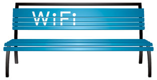 De Bank van WiFi Stock Foto's
