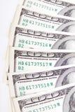 De bankbiljetten van de reeks Royalty-vrije Stock Afbeelding