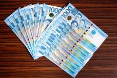 De bankbiljetten van Filippijnen Royalty-vrije Stock Afbeelding