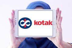 De Bankembleem van Kotakmahindra Stock Foto