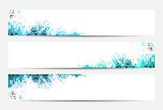De banner of de kopbal van de website Royalty-vrije Stock Afbeelding