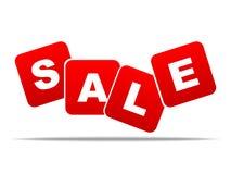 De banner van de verkoop Royalty-vrije Stock Afbeeldingen