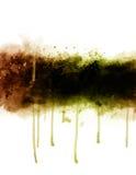 De banner van Grunge met exemplaarruimte Stock Afbeeldingen