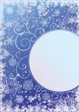 De banner van het nieuwjaar Royalty-vrije Stock Afbeeldingen