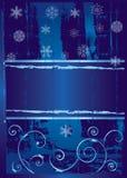 De banner van het nieuwjaar Royalty-vrije Stock Fotografie