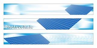 De Banner van het Web, Adreskaartje of insignes Royalty-vrije Stock Fotografie