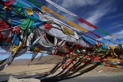 De banner van Tibet Royalty-vrije Stock Foto