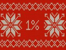 De bannermalplaatje van de Kerstmisverkoop EPS 10 vector Royalty-vrije Stock Foto's