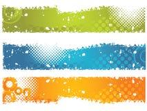 De Banners van Grundge vector illustratie