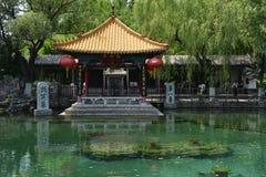 De Baotulente in Jinan Stock Foto's
