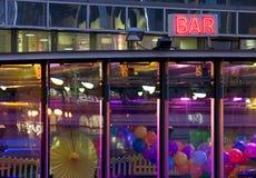 De bar stock afbeeldingen