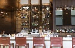 De Bar van de cocktail Stock Afbeeldingen