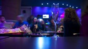 De bar van de disco Royalty-vrije Stock Foto's