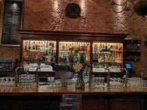De bar van Nice royalty-vrije stock foto