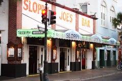 De Bar van onzorgvuldige Joe Royalty-vrije Stock Afbeelding