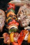 De barbecue van de kip Royalty-vrije Stock Fotografie
