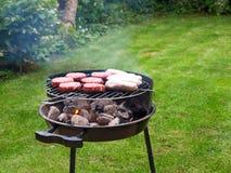De barbecue van de zomer Royalty-vrije Stock Afbeeldingen
