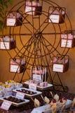 De barlijst van het suikergoed Royalty-vrije Stock Afbeelding