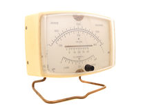 De barometer van de aneroïde barometer Stock Foto