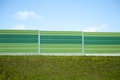 De barrière van het lawaai royalty-vrije stock fotografie
