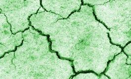 De barstgrond op droog seizoen, het Globale verwarmen/gebarsten droge modder/droogt gebarsten aardeachtergrond/de gebarsten grond Stock Foto