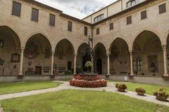 De Basiliek Di Sant ` Antonio in Padua, Italië, Stock Foto