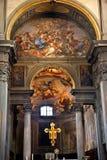 De Basiliek Florence Italië van de Kathedraal van Florentina van Badia royalty-vrije stock foto's