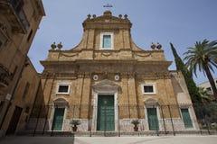 De Basiliek Santa Maria Assunta van La Royalty-vrije Stock Foto's