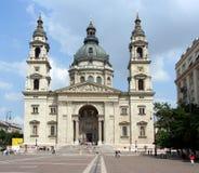 De Basiliek van Boedapest Royalty-vrije Stock Afbeeldingen