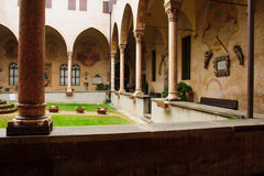 De Basiliek van Heilige Anthony van Padua Stock Foto