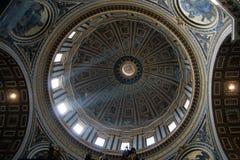 De Basiliek van heilige Peter Stock Foto's