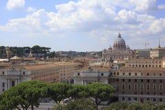De basiliek van heilige Peter Royalty-vrije Stock Foto's