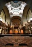 De basiliek van Koekelberg Royalty-vrije Stock Foto