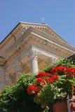 De Basiliek van San Marino Stock Afbeelding