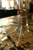 De Basis van Candleabra van de Jugendstil Royalty-vrije Stock Fotografie