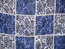 De batikpatroon van Bali Royalty-vrije Stock Afbeelding