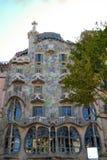 ³ de Batllà de la casa de Barcelona fotografía de archivo libre de regalías