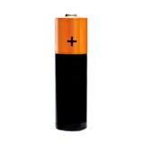 De batterij van aa Royalty-vrije Stock Afbeeldingen