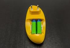 De Batterijlader van aa & van het AMERIKAANSE CLUB VAN AUTOMOBILISTEN Royalty-vrije Stock Afbeelding